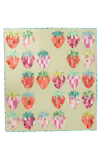 #416 Mod Strawberries by Sew Kind of Wonderful