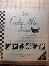 Load image into Gallery viewer, Cake Mix Recipe - Multiple Recipes