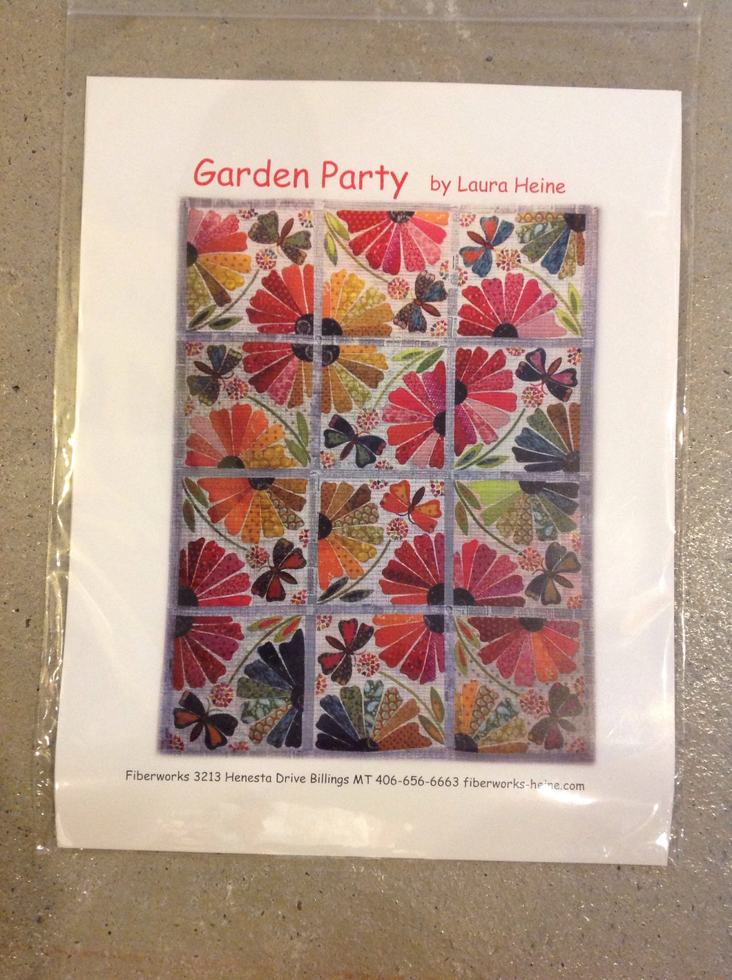 Garden Party by Laura Heine