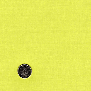 Bella Solids by Moda - Chartreuse