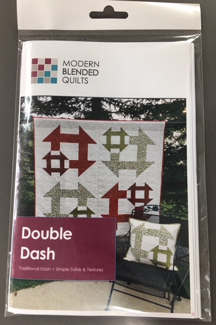 Double Dash by Modern Blended Quilts