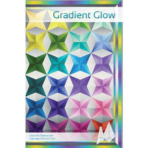 Gradient Glow by Phillips Fiber Art