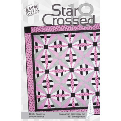 Star Crossed 18 by Phillips Fiber Art