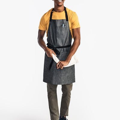 The Essential Apron - Peppercorn