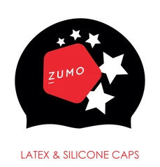 ZUMO Latex and Silicone Caps