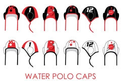 ZUMO Water Polo Caps
