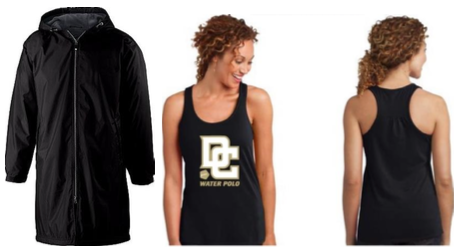 Custom Swim Team Apparel