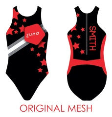 Original Mesh Water Polo Suit