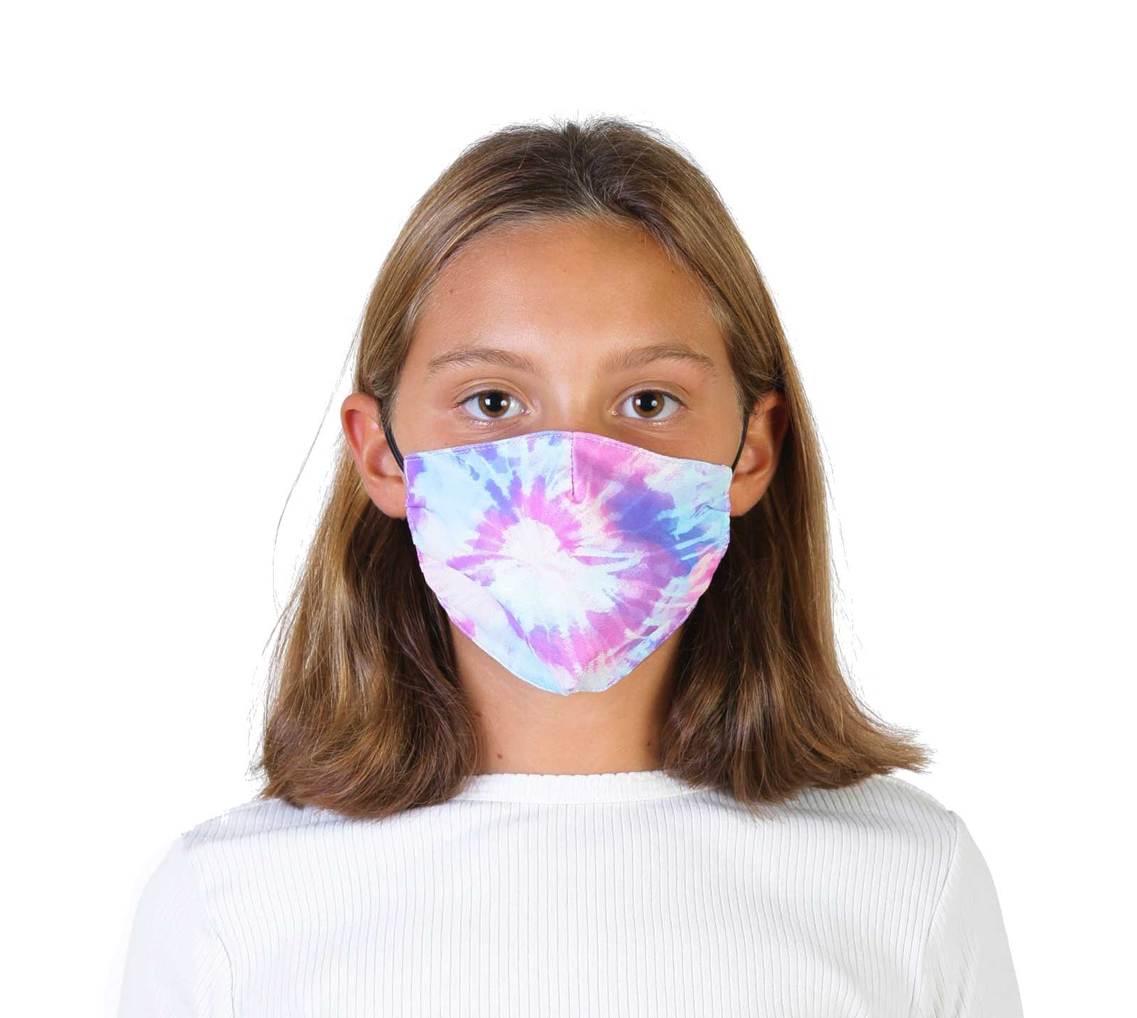 Tie Dye Splash - Face Masks