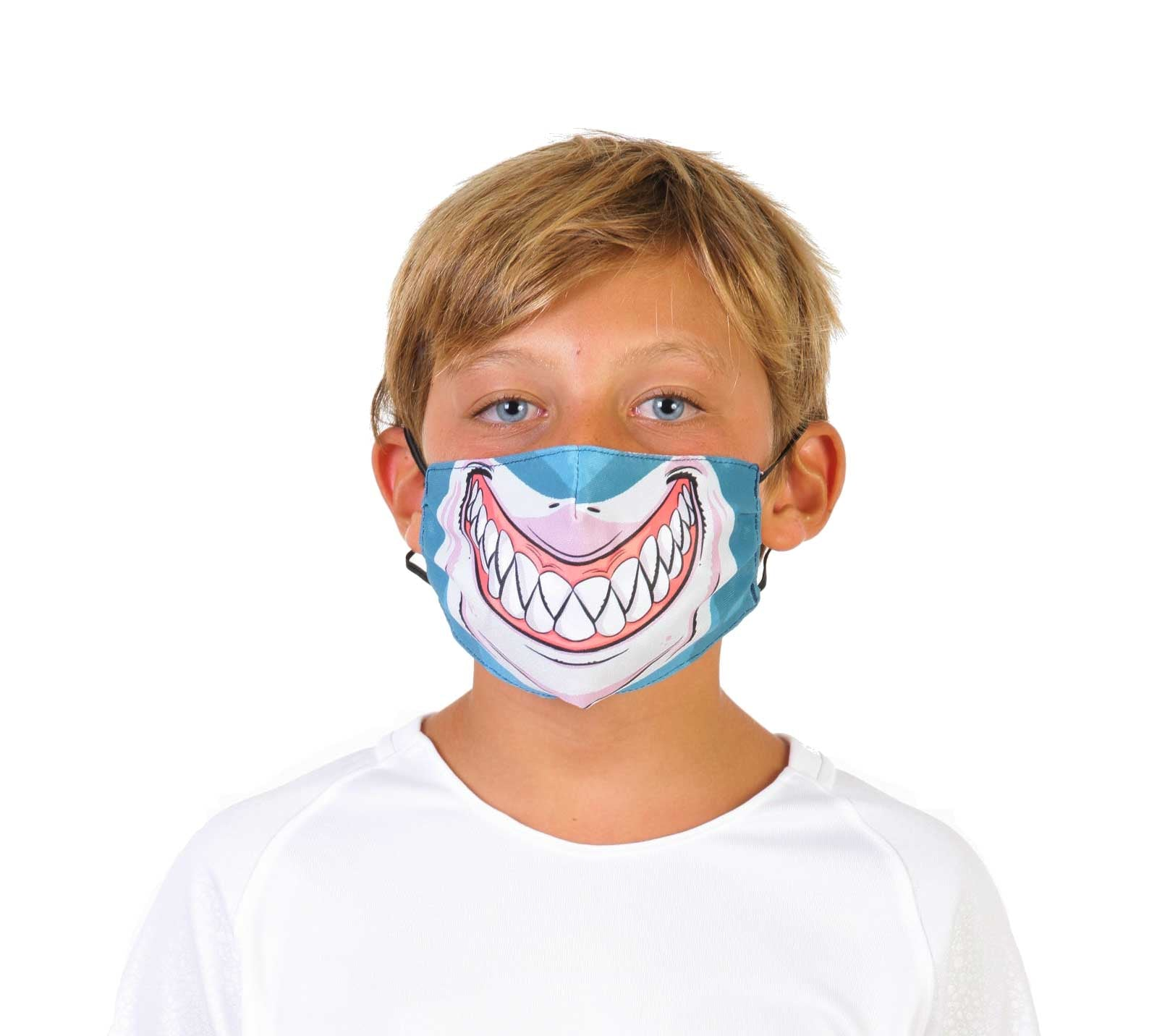 Shark Tooth Face Mask