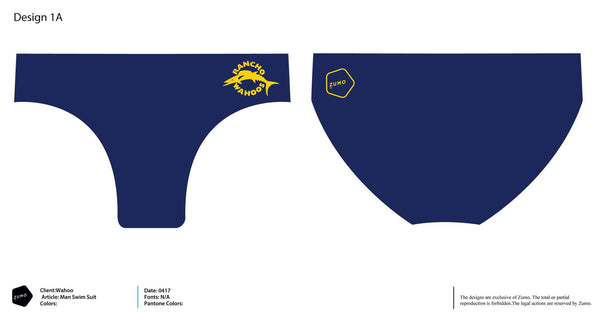 Rancho Colorados Swim Team Original Zumo Suit