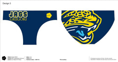 Gregori High School Swimming Men's Original Zumo Suit