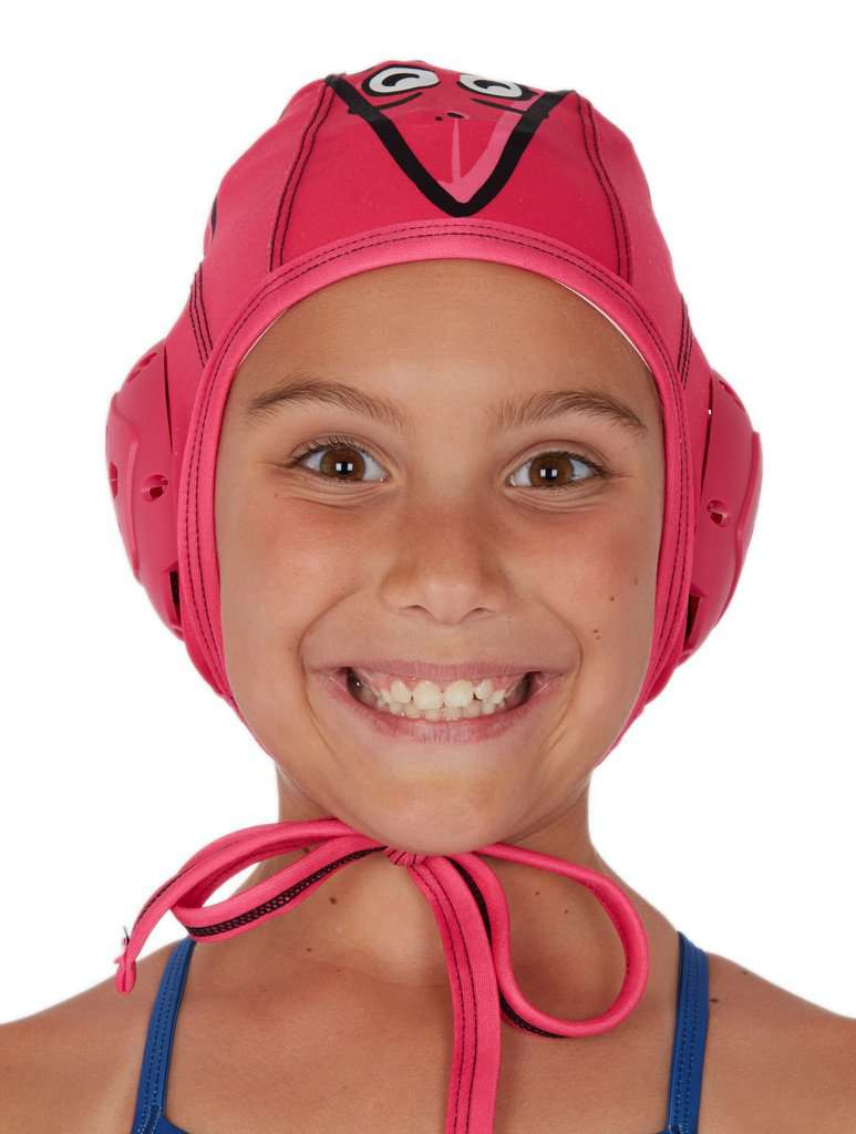Set of 10 Junior Water Polo Caps-Starfish - Zumo