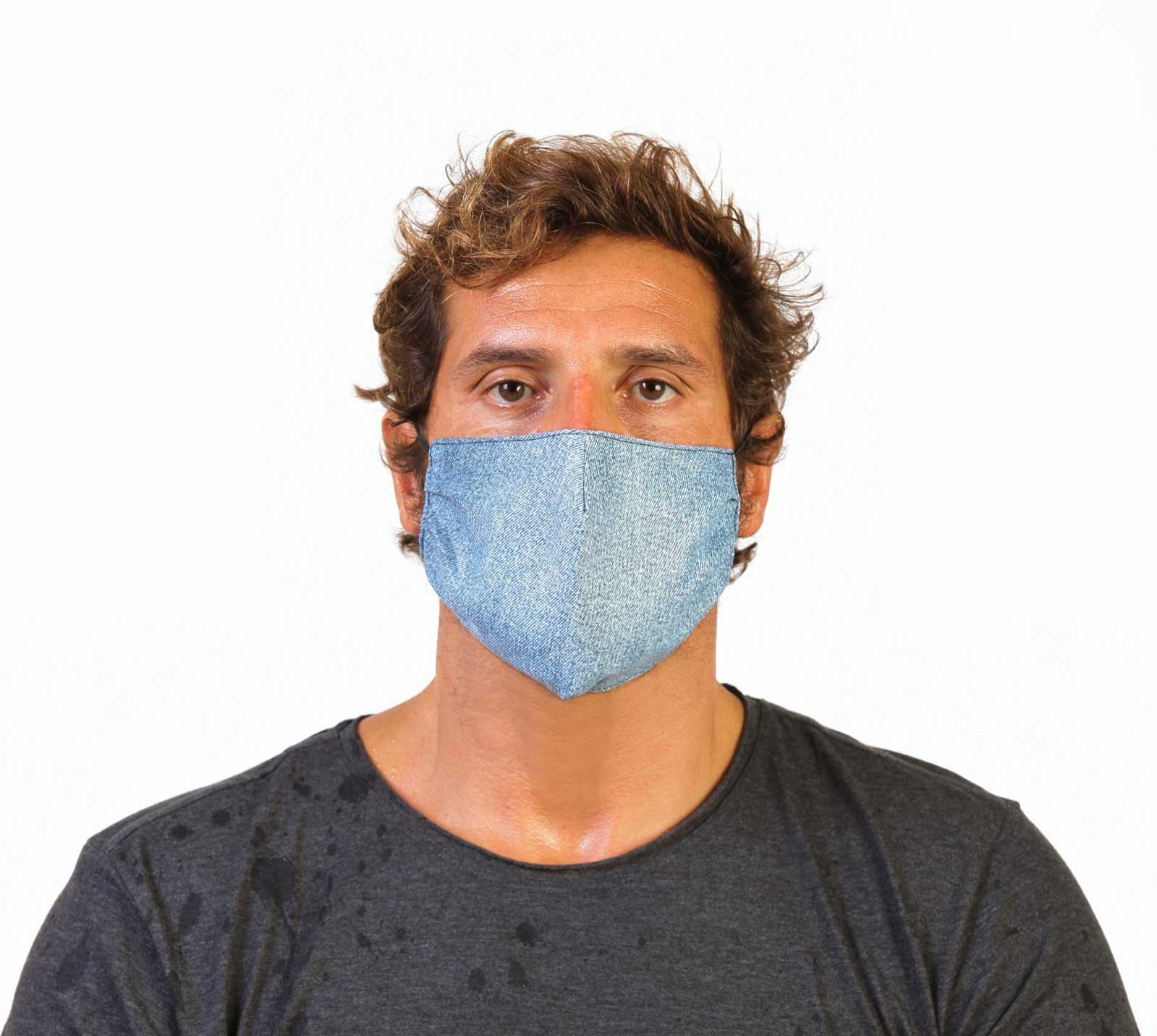 DENIM - Face Mask