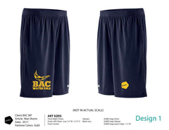 BAC Performance Shorts