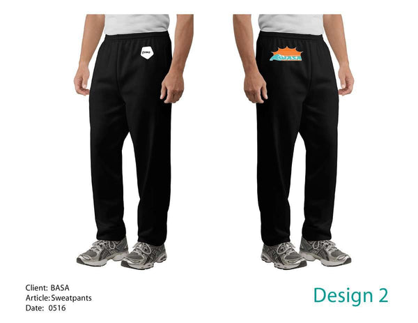 Bay Area Sunset Aquatics Men's Sweatpants