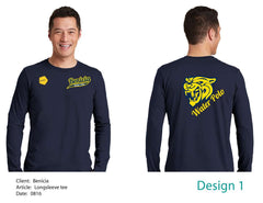 Benicia High School Men's Long-Sleeve Shirt