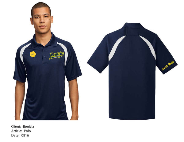 Benicia High School Men's Polo