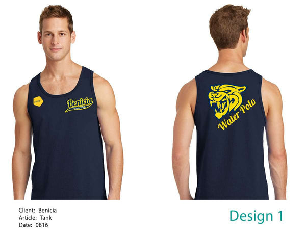 Benicia High School Men's Tank Top