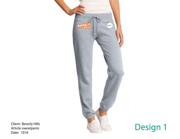 Beverly Hills High School Women's Sweatpants