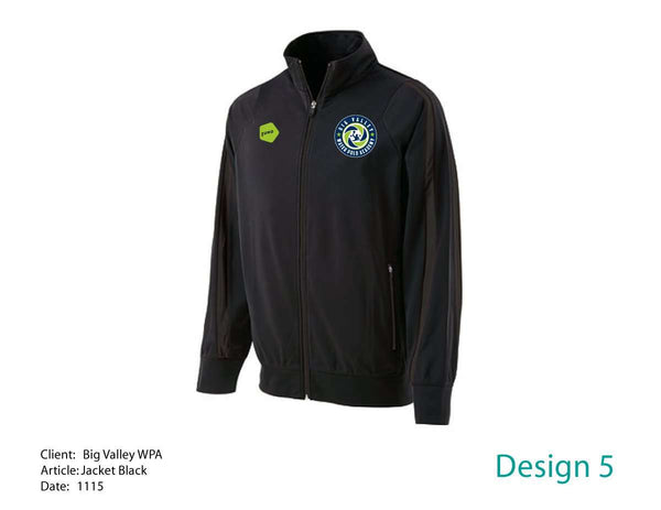 Big Valley Water Polo Academy Jacket (Mens/ Women's/ Youth)