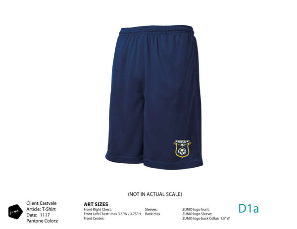 Eastvale WPC Mesh Shorts