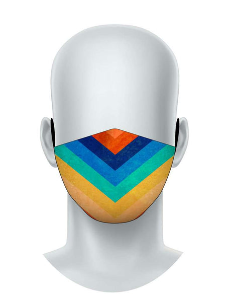Chevron Face Mask