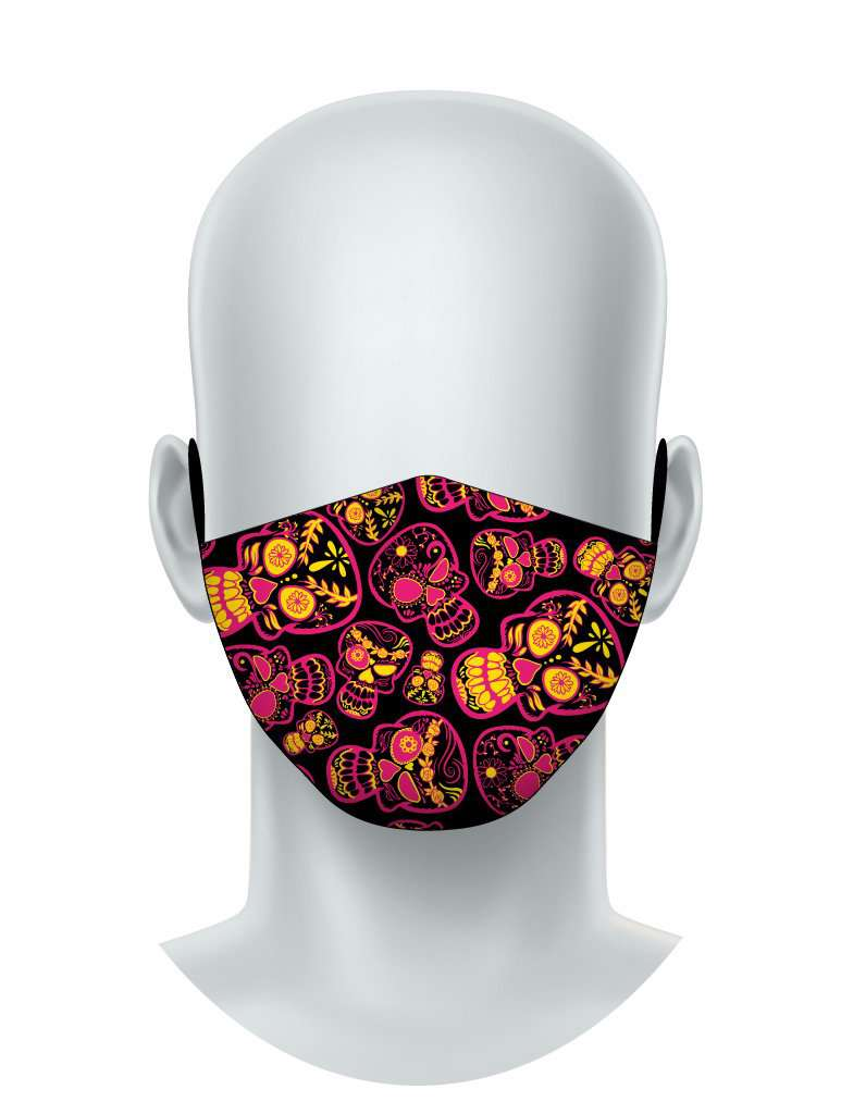 Sugar Skulls - Face Masks