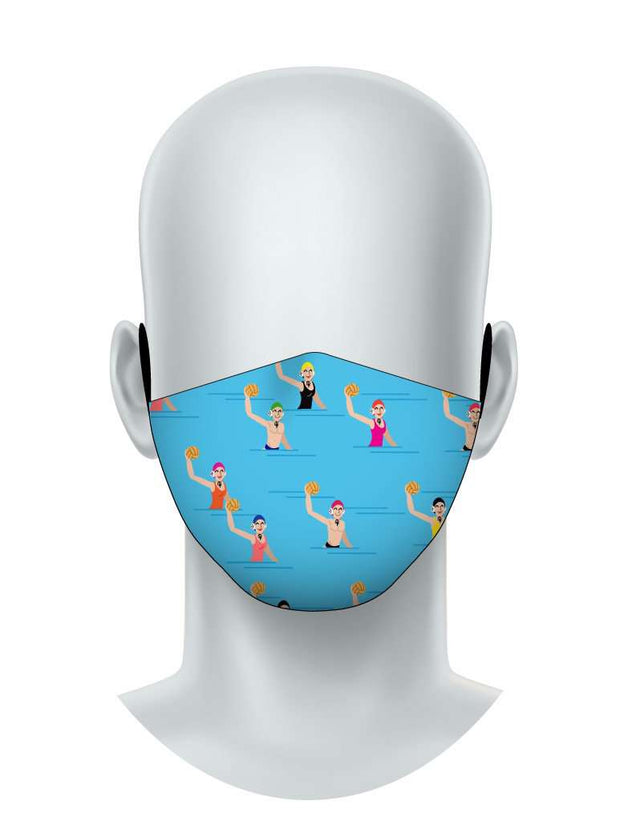 Water Polo Face Mask