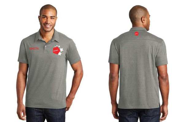 ZUMO Custom Men's Polo