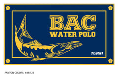 BAC Team Towel (Custom Name Option)