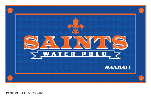 Santa Teresa H.S. Plush Terry Team Towel (Custom Name Option)