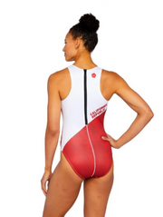 CA Vintage Women's Euro Water Polo Back