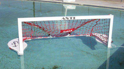 AntiWave Splash Ball Floating Water Polo Goal