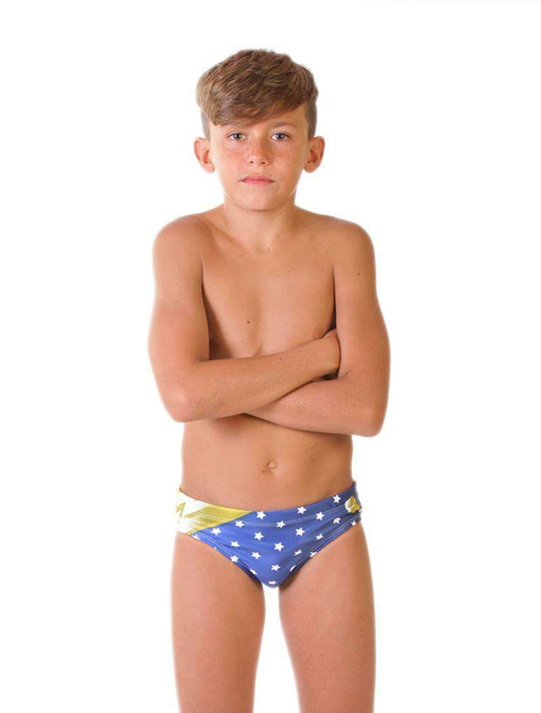 Superhero Boy's Original ZUMO Front