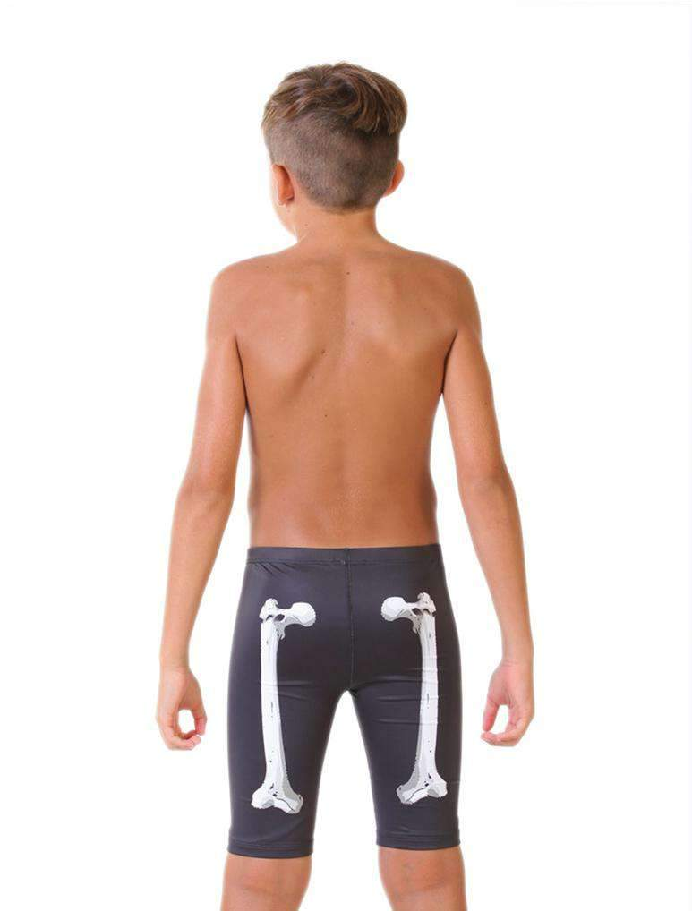 X-Ray Boy's Jammer Back