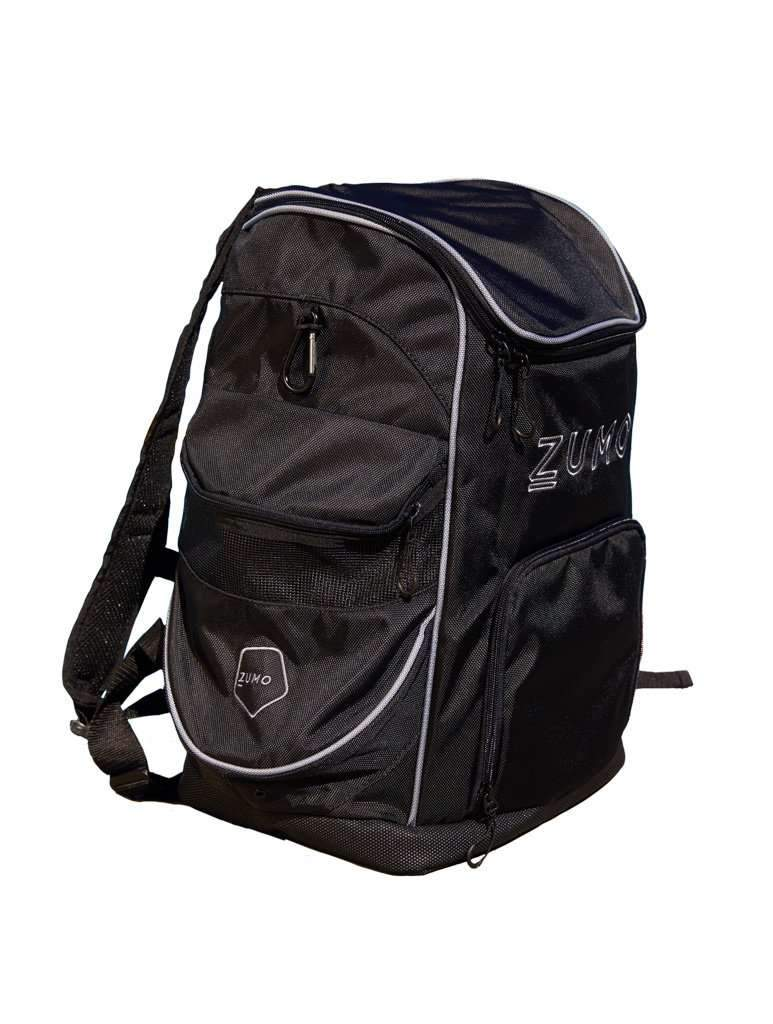 ZUMO Team Backpack Black Back