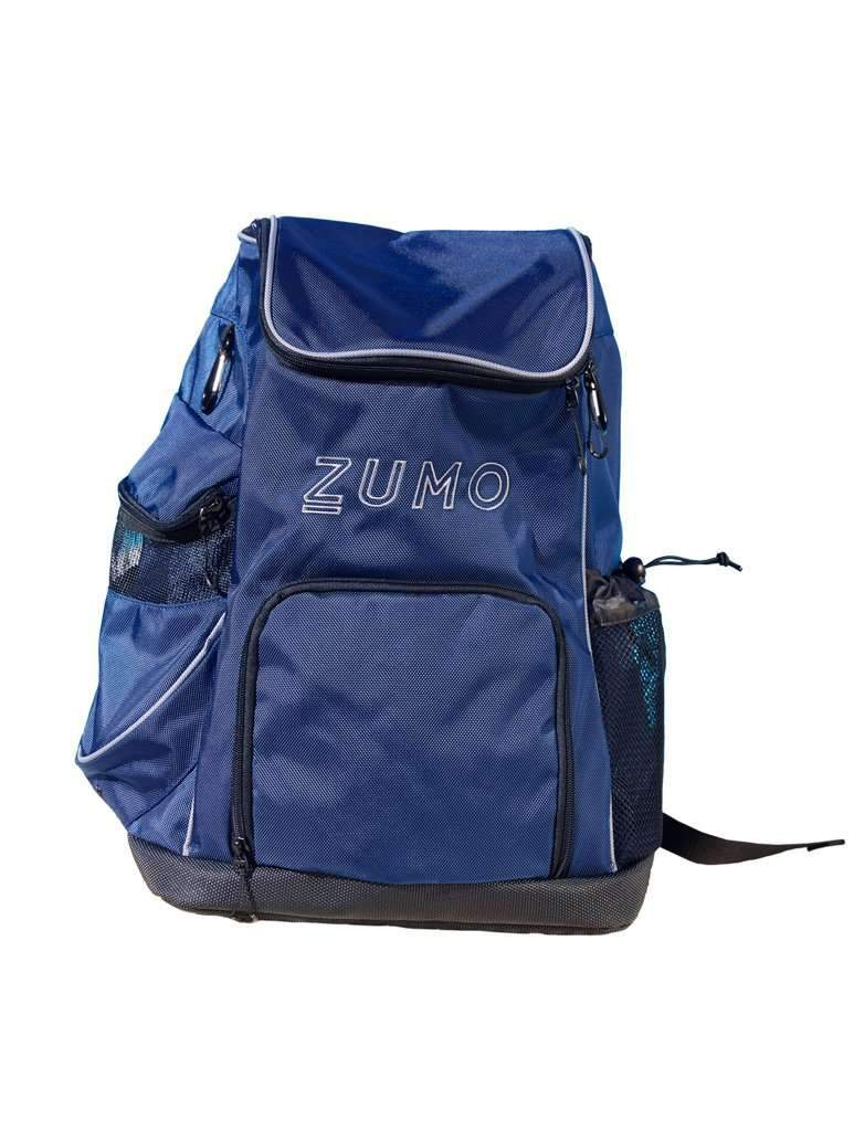 ZUMO Team Backpack Navy Front