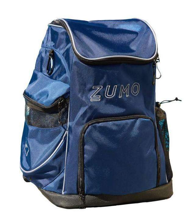 ZUMO Team Backpack Navy Side