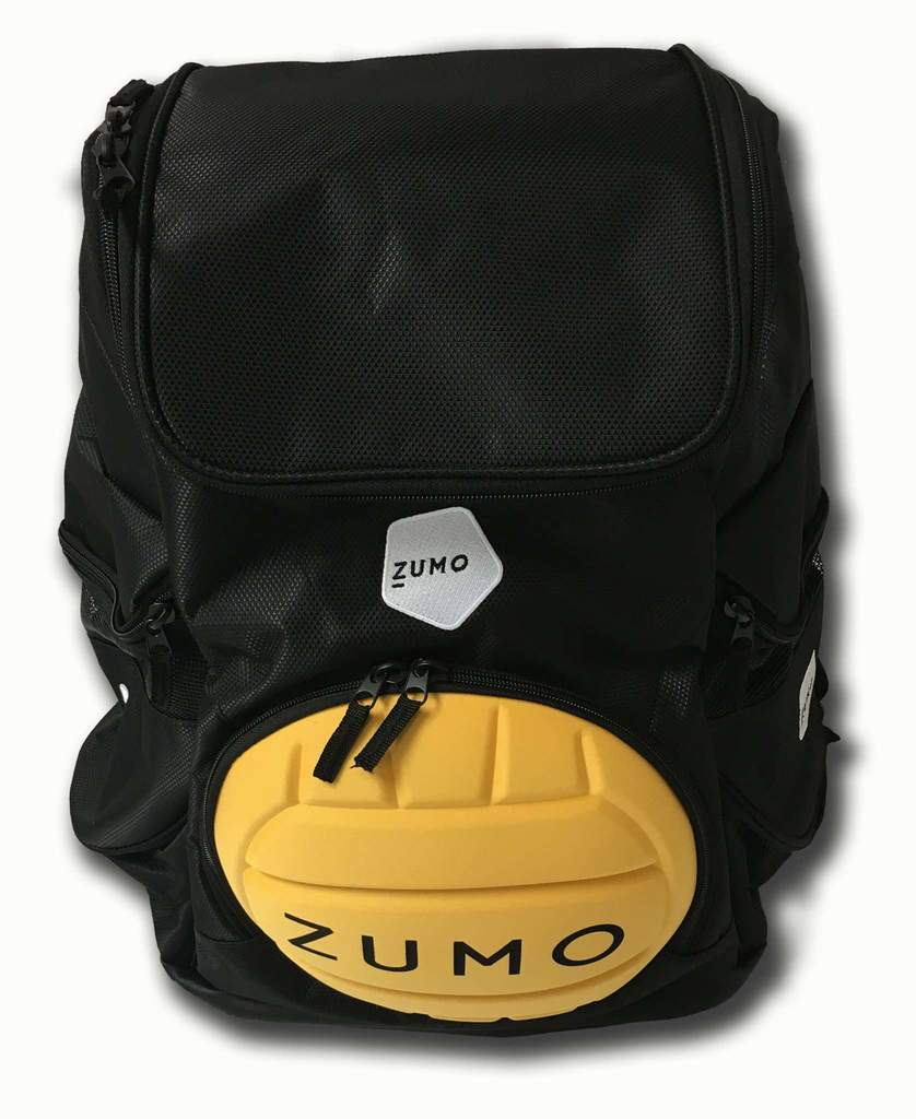 ZUMO Water Polo Ball Backpack Front
