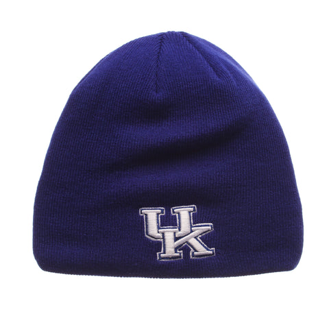 UK Zephyr Royal Acrylic Beanie