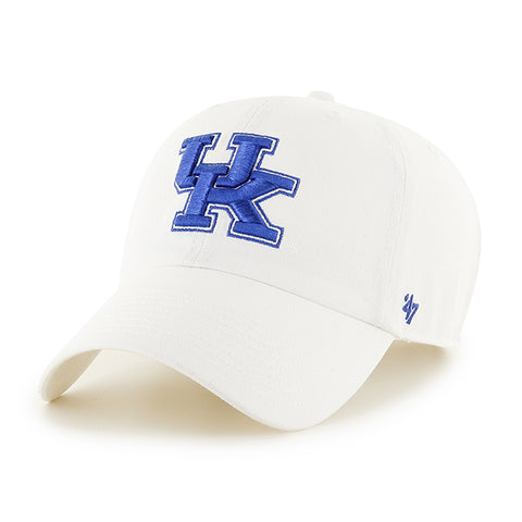 UK 47' Brand White Clean Up Hat