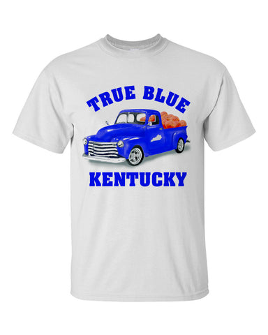 JCS True Blue Kentucky Tee Shirt
