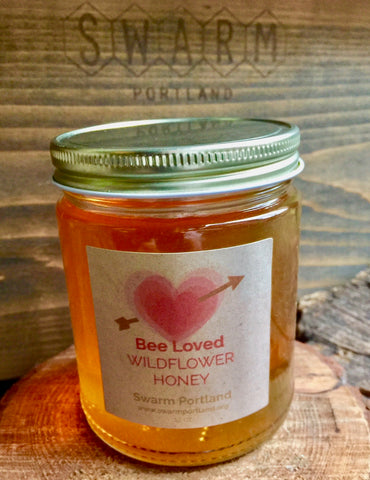 Bee Loved Honey