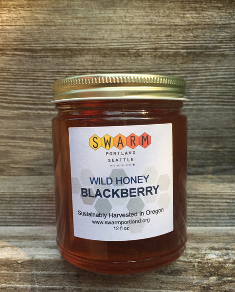 Oregon Blackberry Honey