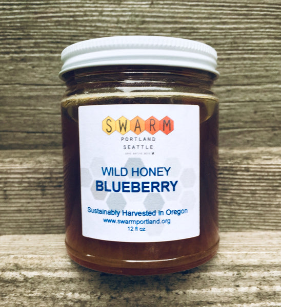 Oregon Blueberry Honey
