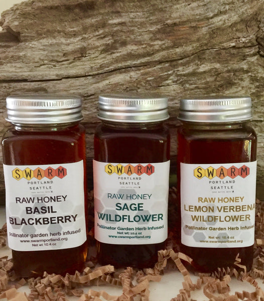 Herbal Honeys – Single Jars