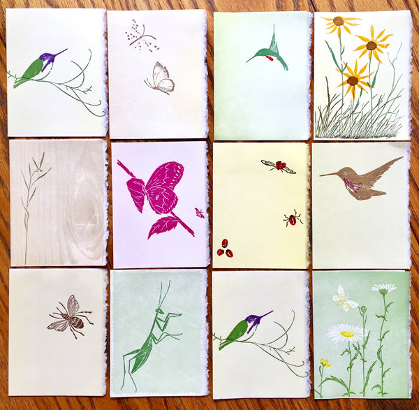 Pollinator Notecards