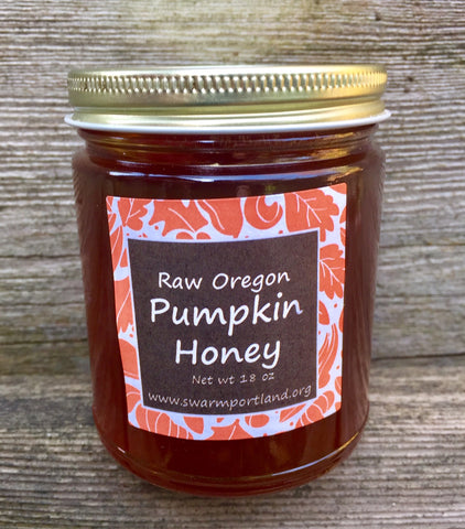 Oregon Pumpkin Honey