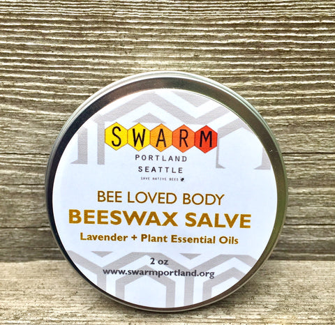 Bee Loved Beeswax Body Salve